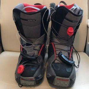 Men's Snowboard Boots Salomon Malamute Pro Fit 9.5